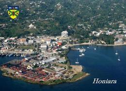 Solomon Islands Guadalcanal Honiara Port New Postcard Salomonen AK - Salomon