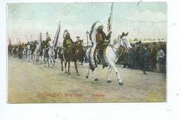 Buffalo Bill 's Wild West Indianer - Indiens De L'Amerique Du Nord