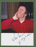 VALERY GERGIEV  AUTOGRAPHE / AUTOGRAMM  In Person Signed Glossy Photo 14,5/19,5 Cm  *Classic* - Autógrafos