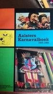 Aalst Carnaval Karnavalboek Folklore 1975 1985 - Livres, BD, Revues
