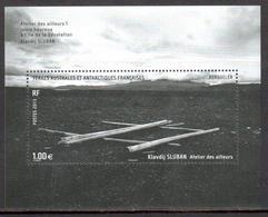TAAF - 2013 - BF Klavdij Sluban / Atelier Des Ailleurs / Jours Heureux à L'île De La Désolation ** - Blocks & Sheetlets