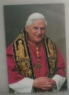 Papa Benedetto XVI SANTINO Commemorativo 19 Aprile 2005 Elezione Del Papa - Devotion Images