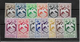 A.E.F. N°141/154 - Neuf ** Sans Charnière - TB - A.E.F. (1936-1958)
