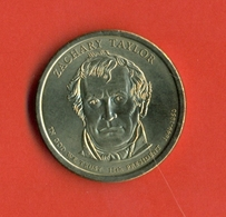 USA 2009D. Zachary Taylor - 12th President Of USA. UNC. - Federal Issues