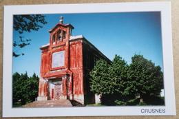 CRUSNES - L'Eglise De Fer ( 54 Meurthe Et Moselle ) - Autres Communes