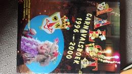 Aalst Carnaval Karnavalboek 1996 2000 Folklore - Livres, BD, Revues