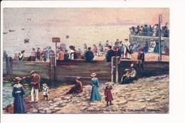 Carte De Westcliff On Sea  ( Raphael Tuck & Sons Oilette )  ( Recto Verso ) - Southend, Westcliff & Leigh