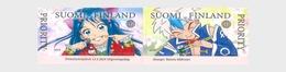 Finland - Postfris / MNH - Complete Set Japanse Cartoons 2019 - Finland