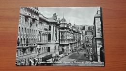 Genova - Via Brigata Liguria E Museo Di Storia Naturale - Genova
