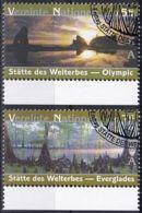 UNO WIEN 2003 Mi-Nr. 397/98 O Used - Aus Abo - Wien - Internationales Zentrum