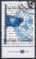 UNO WIEN 2003 Mi-Nr. 405 O Used - Aus Abo - Wien - Internationales Zentrum