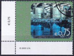 UNO WIEN 2005 Mi-Nr. 434 O Used - Aus Abo - Wien - Internationales Zentrum