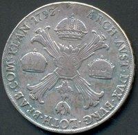 CROCIONE , KRONENTHALER 1792 M ( MILANO) - Regional Coins