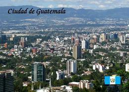 Guatemala City Aerial View New Postcard Guatemala-Stadt AK - Guatemala