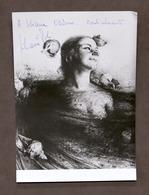 Musica Lirica - Autografo Della Cantane D'opera Liliana Poli - Anni '60 - Autografi