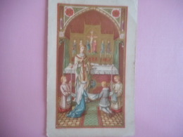 DEVOTIE-ST.AUGUSTINUS-PLECHTIGE COMMUNIE - Religion & Esotericism
