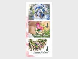 Finland - Postfris / MNH - Complete Set Bloemsierkunst 2019 - Finland
