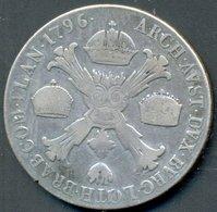 CROCIONE , KRONENTHALER 1796 M (MILANO) - Mantoue