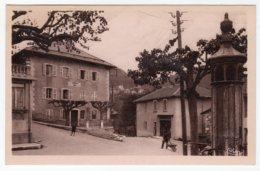 Hauteville (Ain) Route De Cormaranche - Hauteville-Lompnes