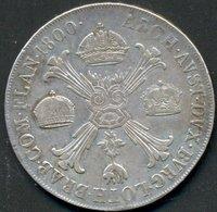CROCIONE , KRONENTHALER 1800 M ( MILANO) - Regional Coins