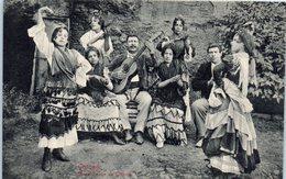 ESPAGNE -- GRENADA - Gitanas - Granada