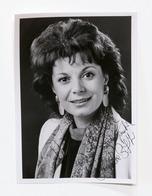 Musica Lirica - Autografo Del Soprano Lucetta Bizzi - 1985 - Autografi