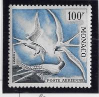 Monaco Poste Aérienne N°55 - Oiseaux - Neuf ** Sans Charnière - TB - Poste Aérienne