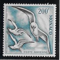 Monaco Poste Aérienne N°56 - Oiseaux - Neuf ** Sans Charnière - TB - Poste Aérienne