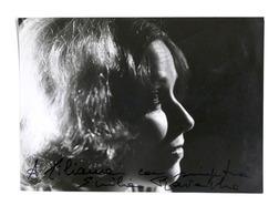 Musica Lirica - Autografo Della Cantane D'opera Emilia Ravaglia - Anni '70 - Autografi