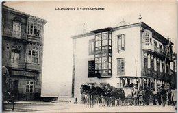 ESPAGNE --  Vogo - La Diligence - Espagne