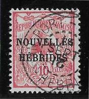 Nouvelles Hébrides N°2  - Oiseaux - Oblitéré - TB - Oblitérés