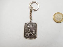 Porte Clés , GDF , Charbon Antracoke , Combustible - Porte-clefs