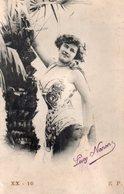 CPA, Lucy Nanon Ou Naron, Belle Jeune Femme En Maillot 1904 - Evénements