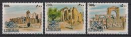 1984 Libano Lebanon Monumenti Monuments Archeologia Archeology Archéologie MNH** Pa198 - Libano