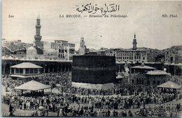 ASIE --  ARABIE SAOUDITE - La Mecque - Réunion Du Pélerinage - Arabie Saoudite