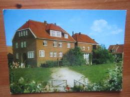Tilemann's Privatkinderheim 2983 Nordsseinsel Juist. Cekade Ju 0121 71/3 - Juist
