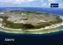 Nauru Island Aerial View New Postcard - Nauru