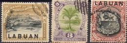 COLONIES BRITANNIQUES ! Timbres Anciens De LABUAN Depuis 1894 - Grande-Bretagne (ex-colonies & Protectorats)