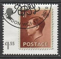 GB 2019 Stamp Classics 1.55 Multicoloured SW 4008 O Used - 1952-.... (Elisabeth II.)