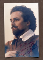 Musica Lirica - Autografo Del Baritono Stefano Antonucci - Anni '70 - Autografi
