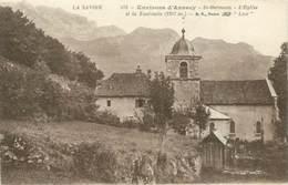 """CPA FRANCE 74 """"Saint Germain"""" - Autres Communes"""