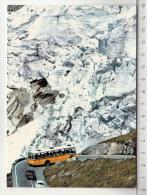 Furka - Rhonegletscher / Glacier Du Rhône - Postauto ° Bus / Car PTT - Bus & Autocars