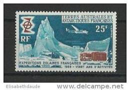 TAAF - YVERT Nr. 31 **  - COTE = 40 EUROS - - Terres Australes Et Antarctiques Françaises (TAAF)