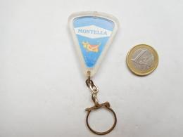 Porte Clés , Fromage Gerber , Montella , Vache - Porte-clefs
