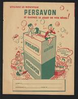 PERSAVON . Protège-cahiers   Neuf  - Voir Les 4 Scannes - Protège-cahiers