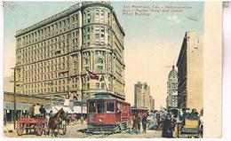 SAN FRANCISCO  MARKET STREET AND  JAMES  FLOOD  BUILDING     BE    US293 - San Francisco