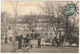 Limoges / Hôtel Du XII° Corps D'Armée / 1906 - Limoges