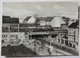CPSM AK Allemagne Berlin Banhof Friedrichstrasse Train En Gare - Allemagne