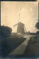 Berkel, Berkelse Polder, Zuidelijke Bovenmolen, Windmill, Real Photo - Windmolens