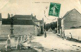 ORMOY - Autres Communes